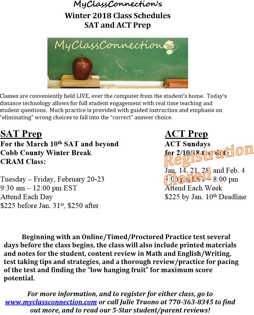 MCC flyer
